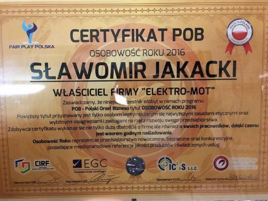 Referencje dla Elektro-Mot 5